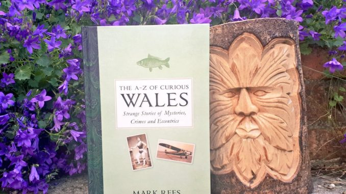 The A-Z of Curious Wales by Mark Rees