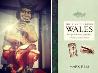 The Swansea Devil | A-Z of Curious Wales by Mark Rees