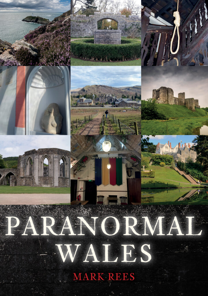 Paranormal Wales by Mark Rees